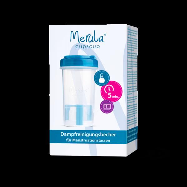 Стерилизираща чаща за менструална чашка Merula