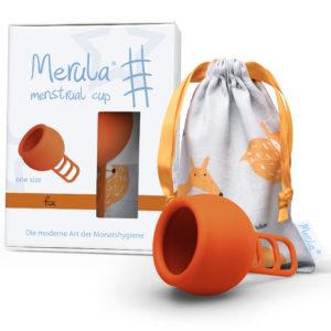 Менструална чашка Merula fox