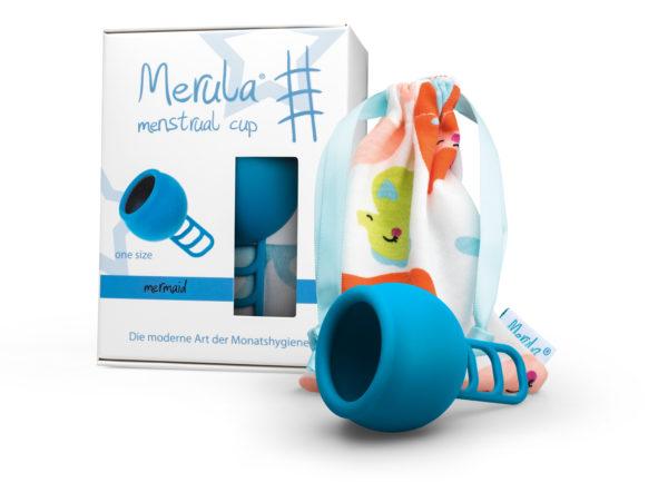 Менструална чашка Merula mermaid