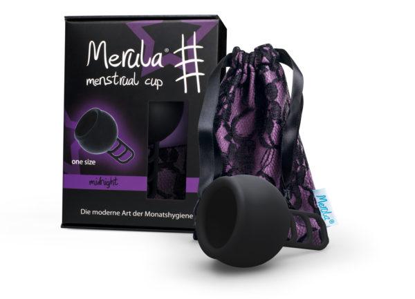 Менструална чашка Merula midnight