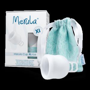 Менструална чашка Merula XL ice