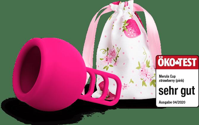 Награда за менструална чашка Merula